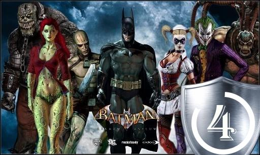 Batman - Asylum