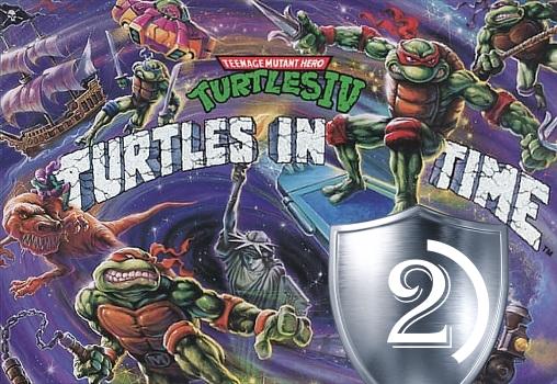 Teenage Mutant Ninja Turtles IV Turtles in Time