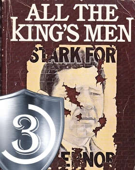 an analysis of the novel all the kings men by robert penn warren Since robert penn warren won the pulitzer prize for this novel in 1947, it has to   robert penn warren took the title, all the king's men, from the famous nursery .