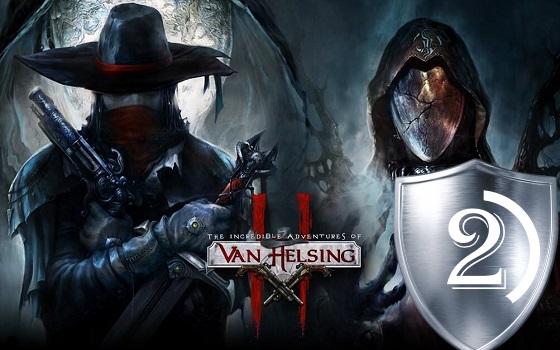 The-Incredible-Adventures-of-Van-Helsing-II-art-rero