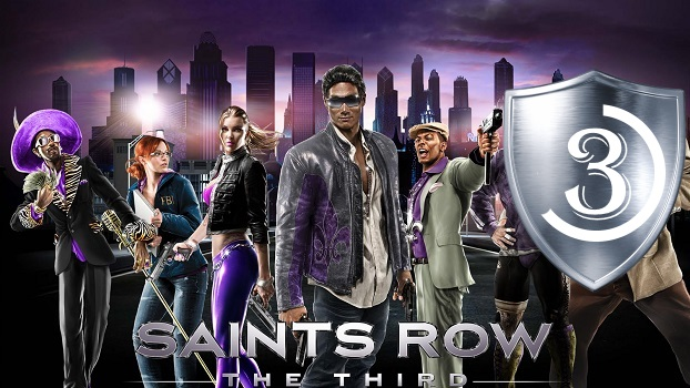 Saints Row 3 Anime Characters : Game saints row visual novel other stuff impressions