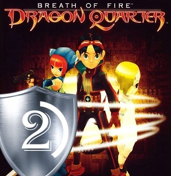 Breath of Fire - Dragon Quarter