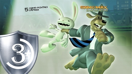Sam & Max - Beyond Time and Space